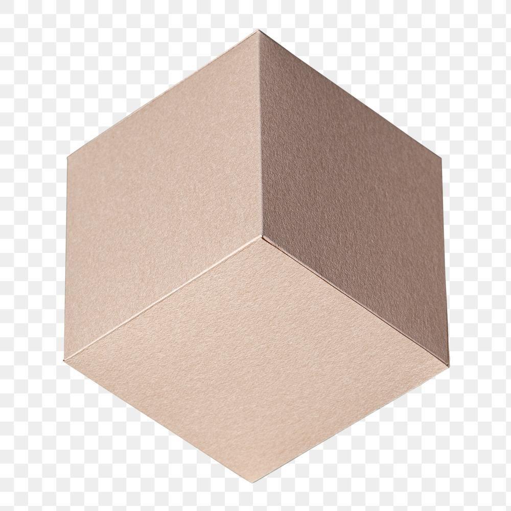 Download Premium Png Of 3d Pink Cubic Shaped Paper Craft Design Element Design Crafts Paper Crafts Design Element