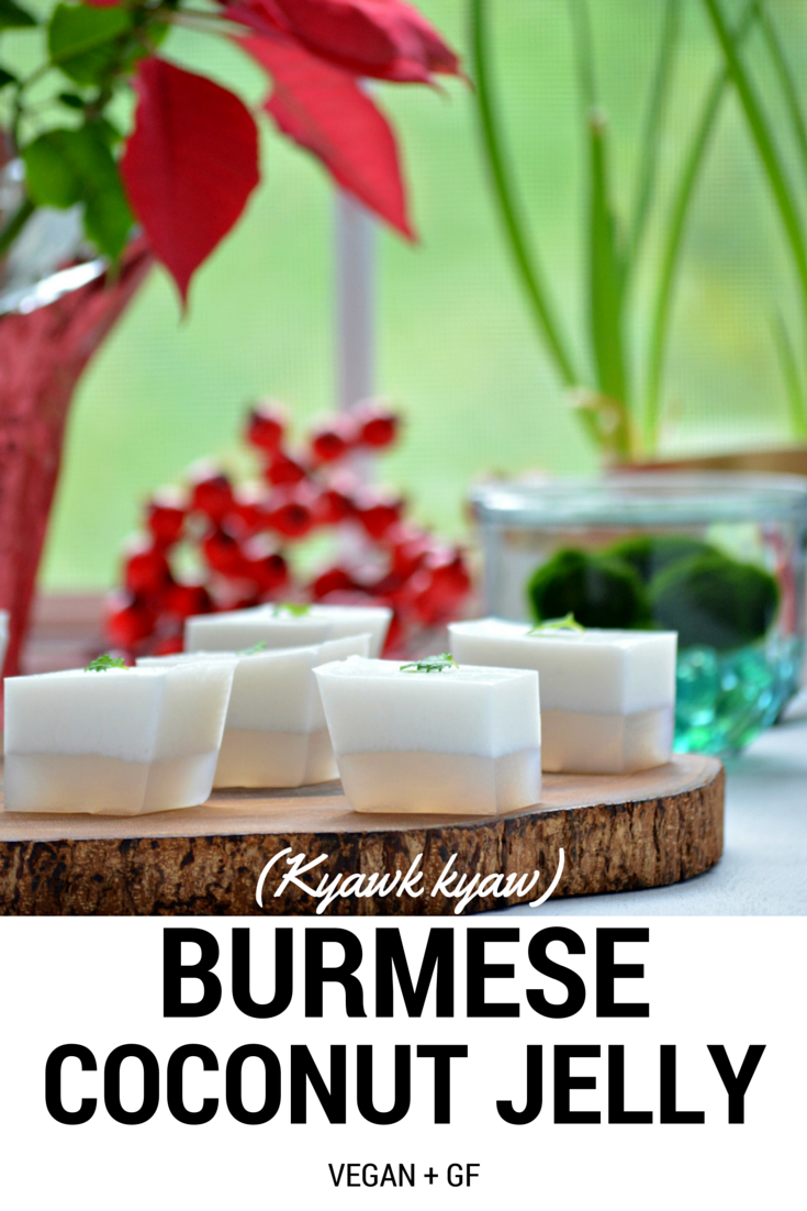 Burmese Food Recipes Dessert