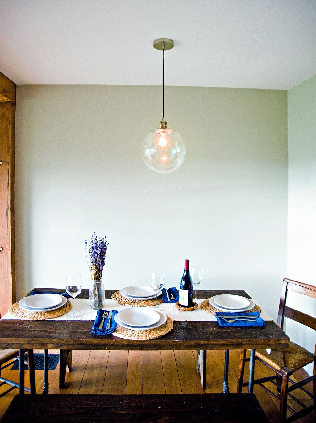 In Catskill N Y An Affordable Gem Dining Room Table Centerpieces Dining Room Paint Colors Decor