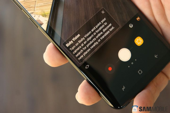 This is what Bixby can do on the Galaxy S8 - http://www.newsandroid.info/2017/03/30/this-is-what-bixby-can-do-on-the-galaxy-s8/