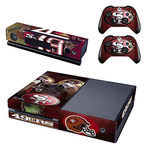 Vanknight Vinyl Decal Skin Stickers Cover For Xbox One Console