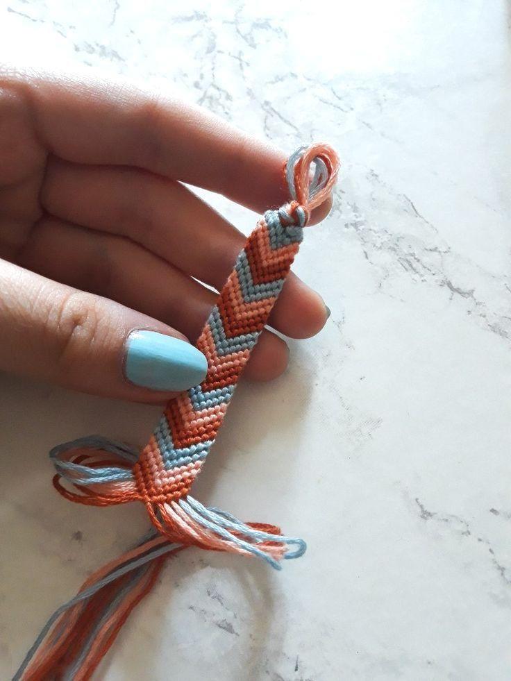 friendship bracelet - #summerbracelets #friendshipbracelets