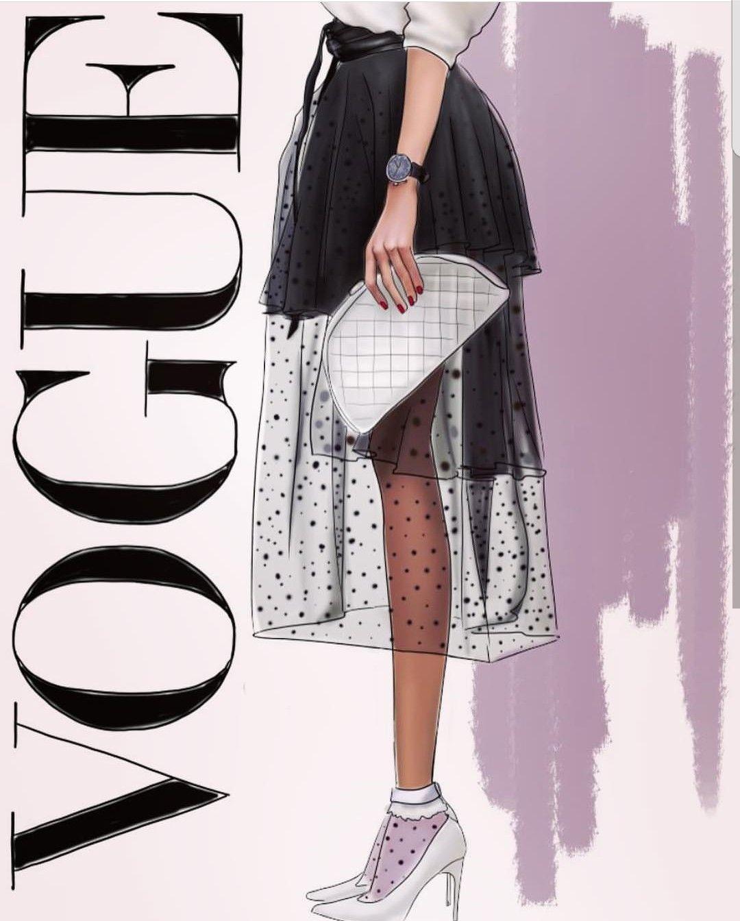 Photo of ❥ #sketches #Fashion #art #draw #fashionart #painting
