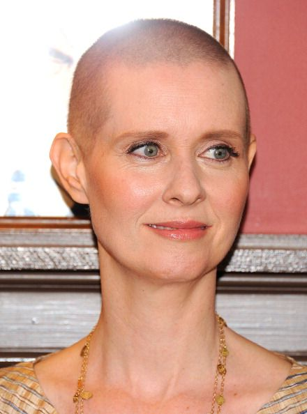 Famous Breast Cancer Survivors Actress Cynthia Nixon -2917