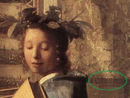 Vermeer Die Malkunst | johannes vermeer van delft | Pinterest ...