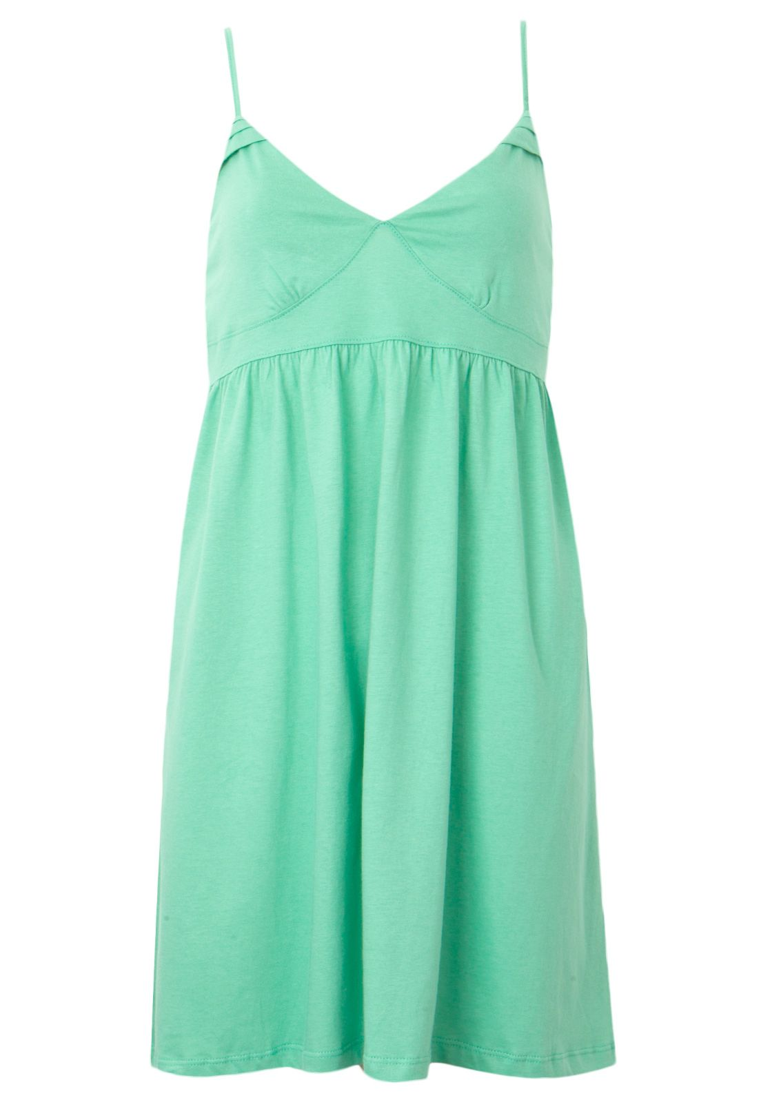 Vestido FiveBlu Recorte Verde - Compre Agora | Dafiti Brasil