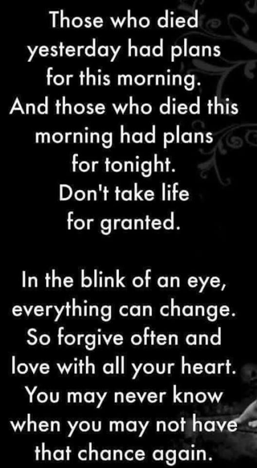 Don T Take Things For Granted Granted Quotes Fantastic Quotes Meaningful Quotes