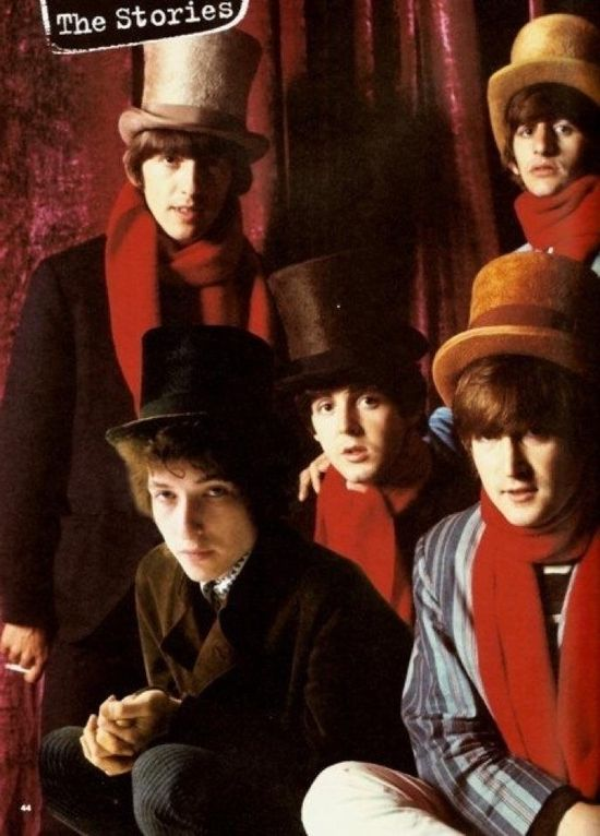 Dylan & The Beatles