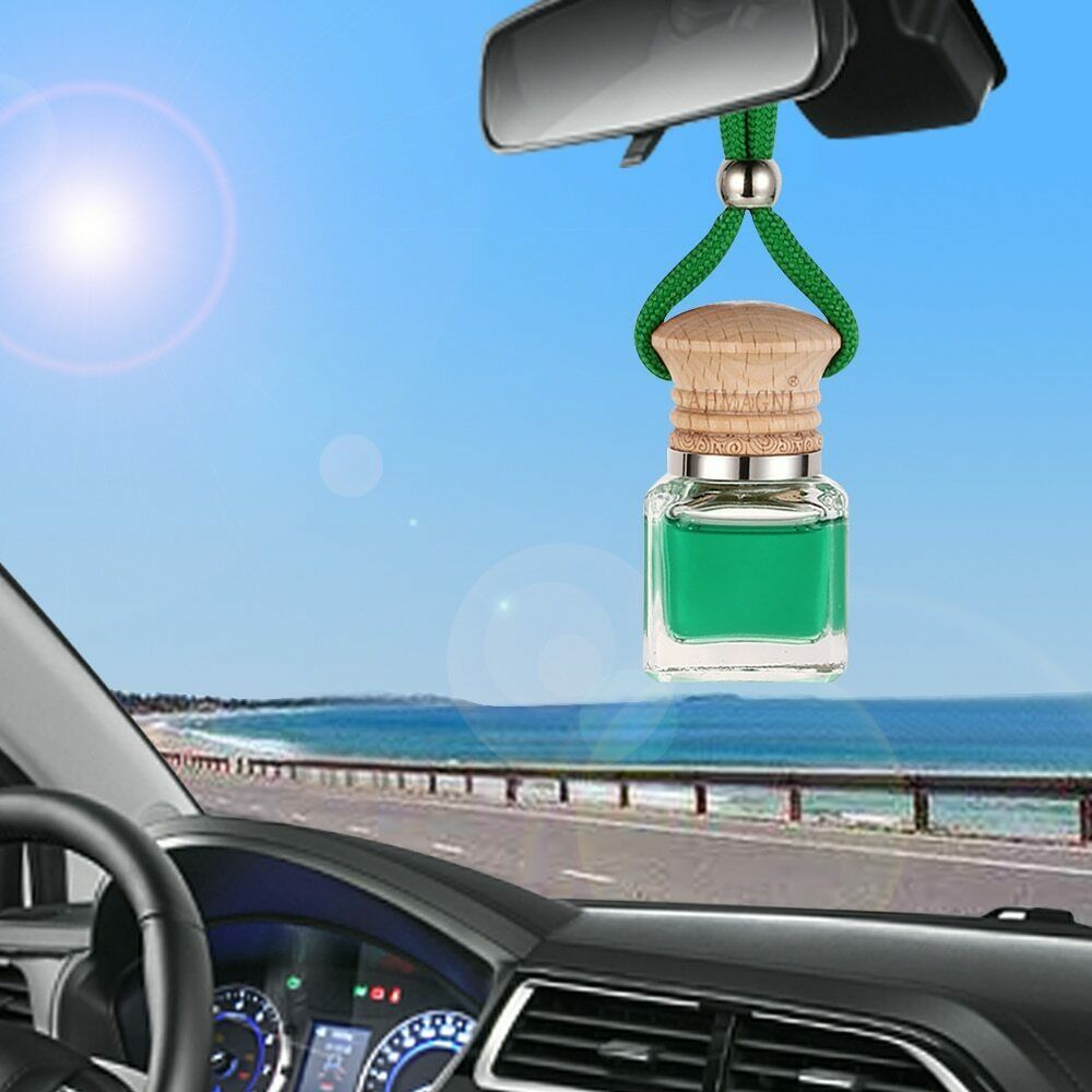 Hanging Bottle Car Freshener Fragrance Pendant Diffuser For Car