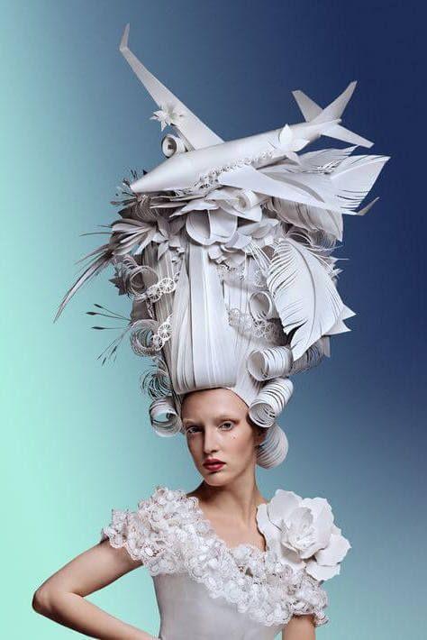 Sorprendentemente fácil peinados extravagantes Fotos de cortes de pelo Ideas - Pin en Peinados Extravagantes