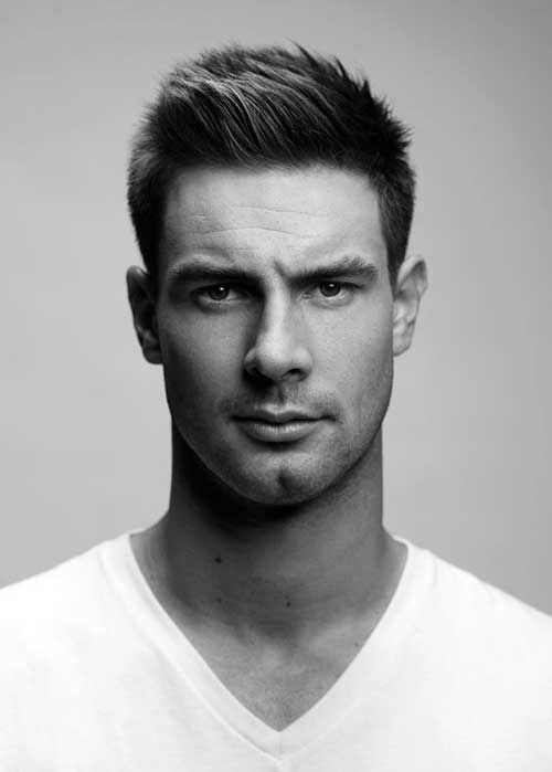 Short Hairstyles For Men Beauteous 23Popular Male Short Hairstyles  Hair  Pinterest  Male Short
