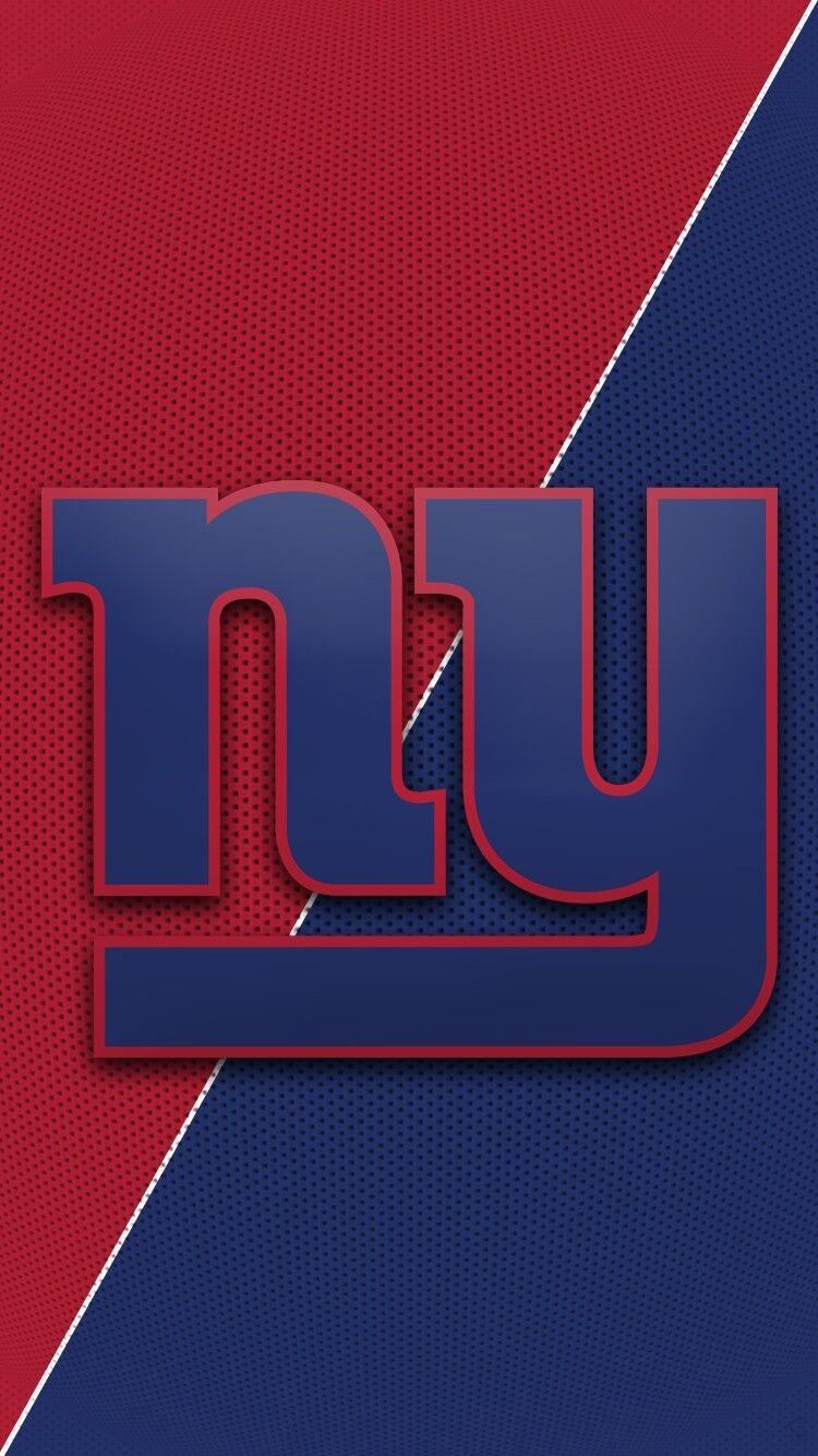 New York Giants Jersey Style Wallpaper New York Giants Logo