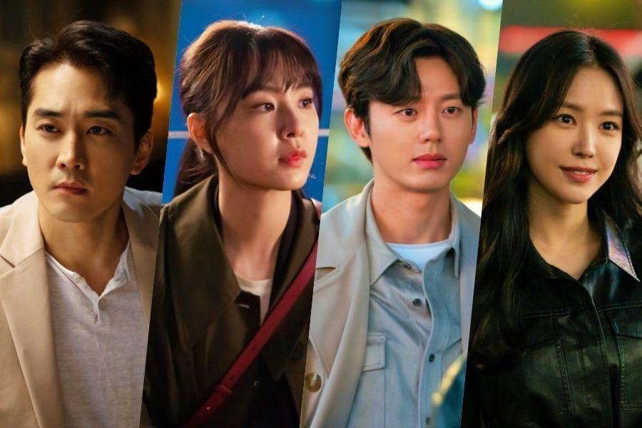 Song Seung Heon, Seo Ji Hye, Lee Ji Hoon, And Son Naeun Get Ready To Face Love In New MBC Drama