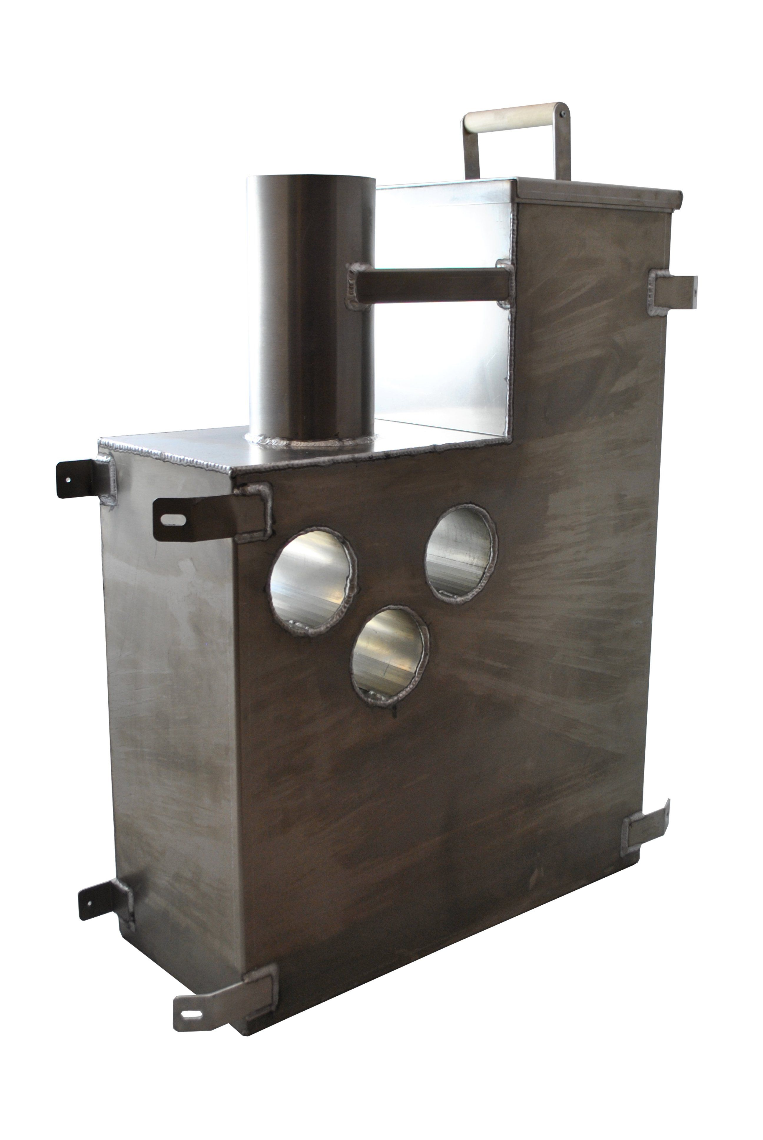 Aluminum Wood Fired Pool Heaters With Images Diy Hot Tub Cabin Hot Tub Hot Tub
