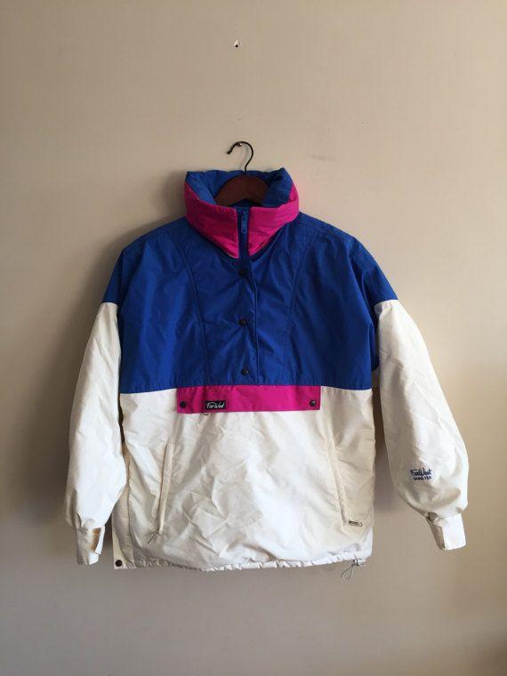 Far West Gore-Tex Pullover Ski Jacket. Snowboarding Jacket. Size ... a6c69c19a