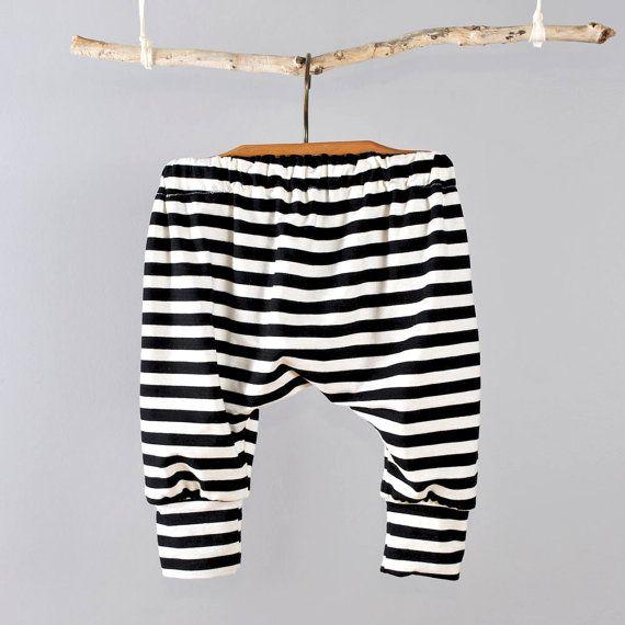 Baby harem pants pdf pattern photo tutorial .. by brindilleandtwig ...