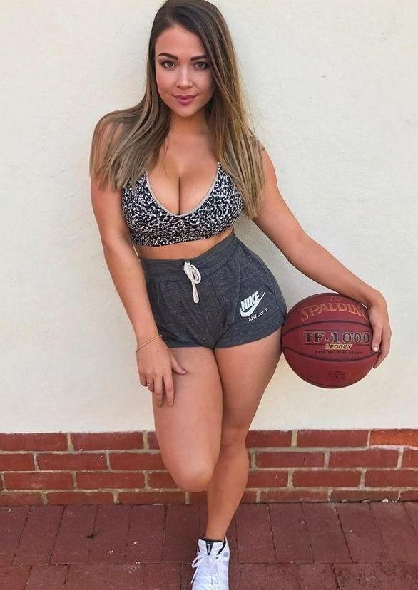 Woman Love Basketball In 2019