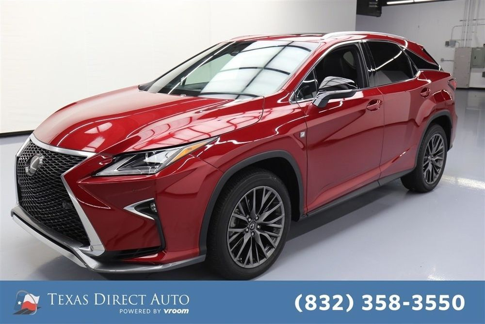 For Sale Lexus RX FSport 4dr SUV AWD Texas Direct Auto