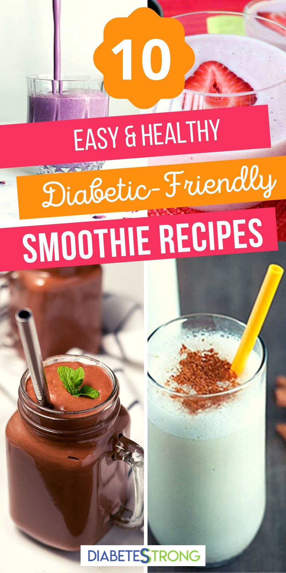 10 Low Carb Smoothies For Diabetics Diabetes Strong In 2020 Diabetic Smoothies Healthy Protein Smoothies Low Carb Smoothies