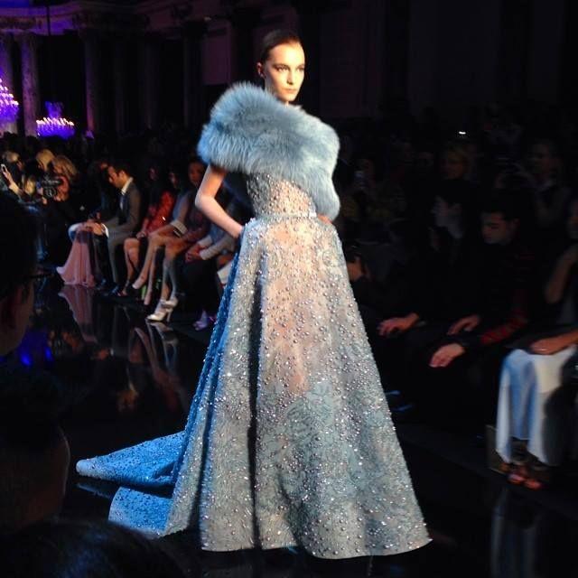 ElieSaabWorld Haute Couture Autumn/Winter 2014...!