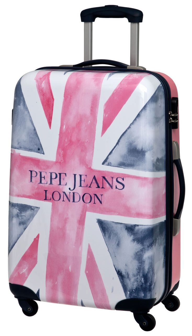595104a43 Maleta Bandera Rosa de Pepe Jeans London www.maletastony.com Maletas,  Banderas,