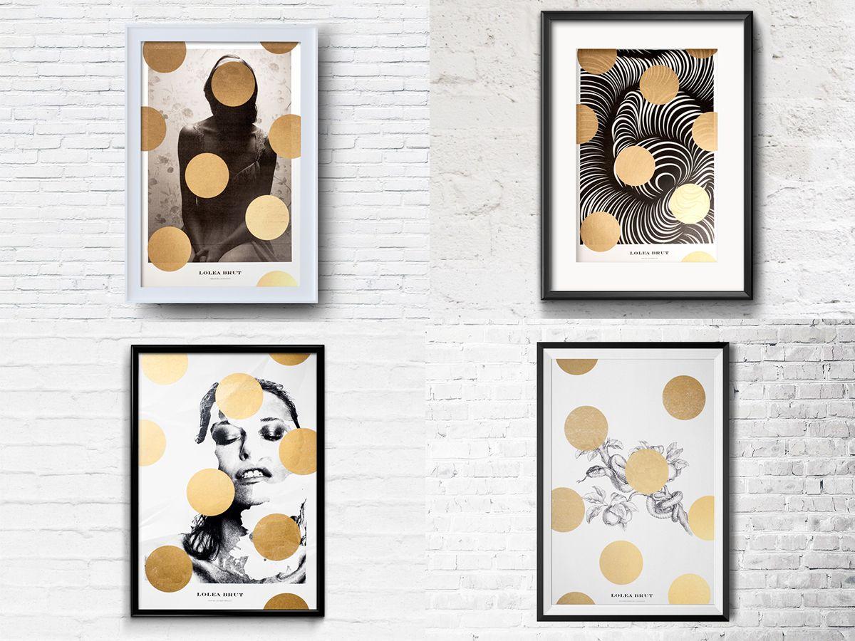 Lolea Brut x Artist on Behance