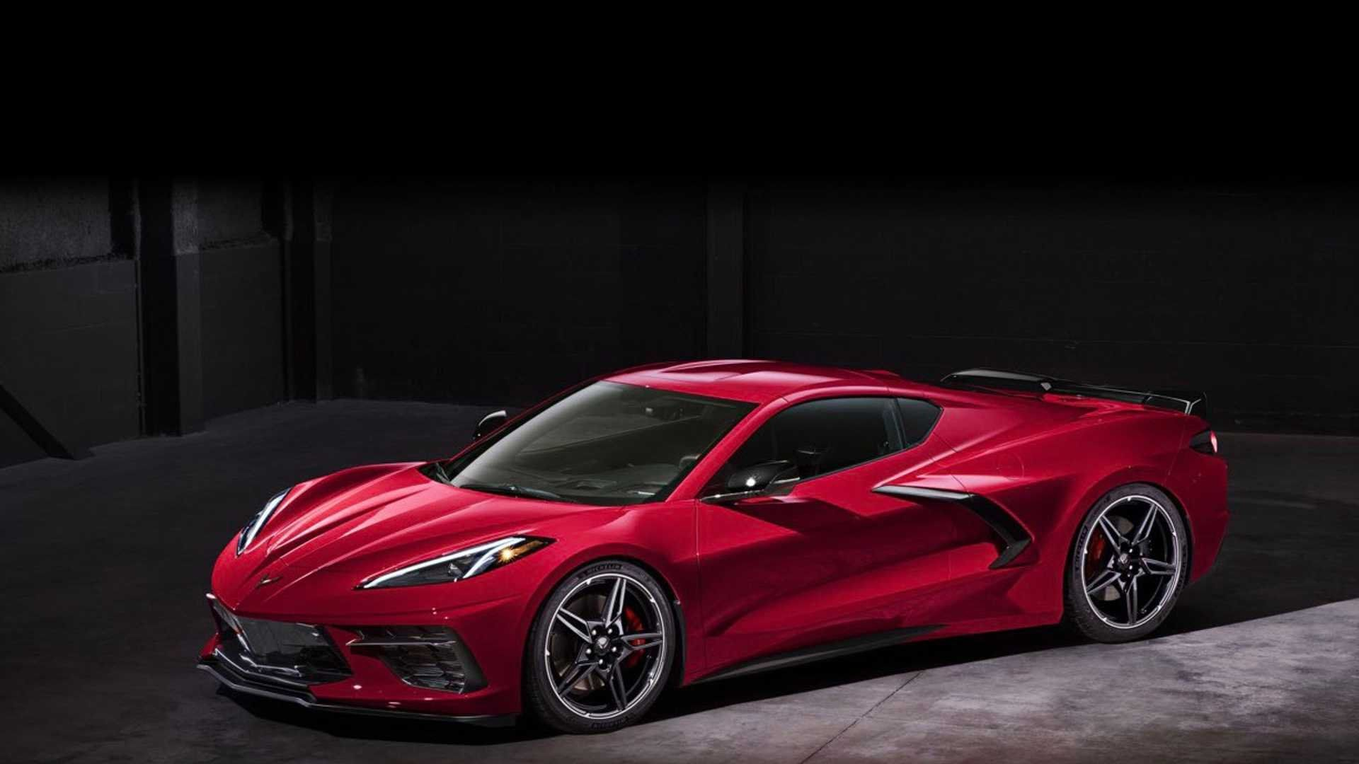 2021 chevy corvette zora zr1 wallpaper in 2020  chevy