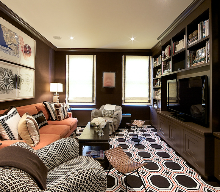 Marvelous A Little Dark For My Taste But This Room Looks So Inviting And Relaxing  After A