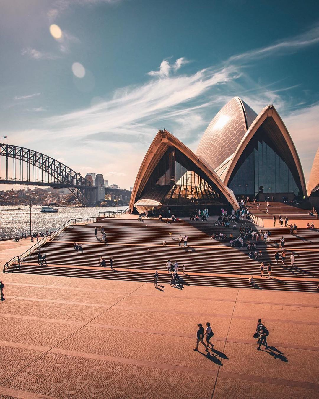 """New South Wales �� Australia on Instagram: """"�A city is not gauged by its length and width, but by the broadness of its vision and the height of its dreams - Herb Caen ️ #Sydney…"""""""
