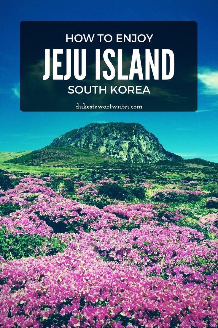 How to Enjoy Jeju Island by Laura Tarpley