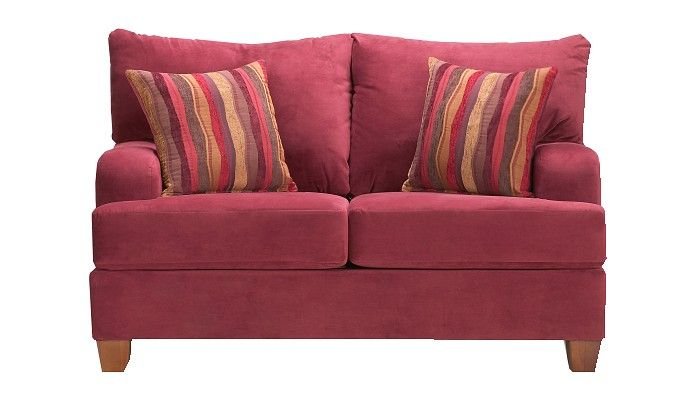 Cute Loveseat Has Matching Ottoman 389 99 Slumberland