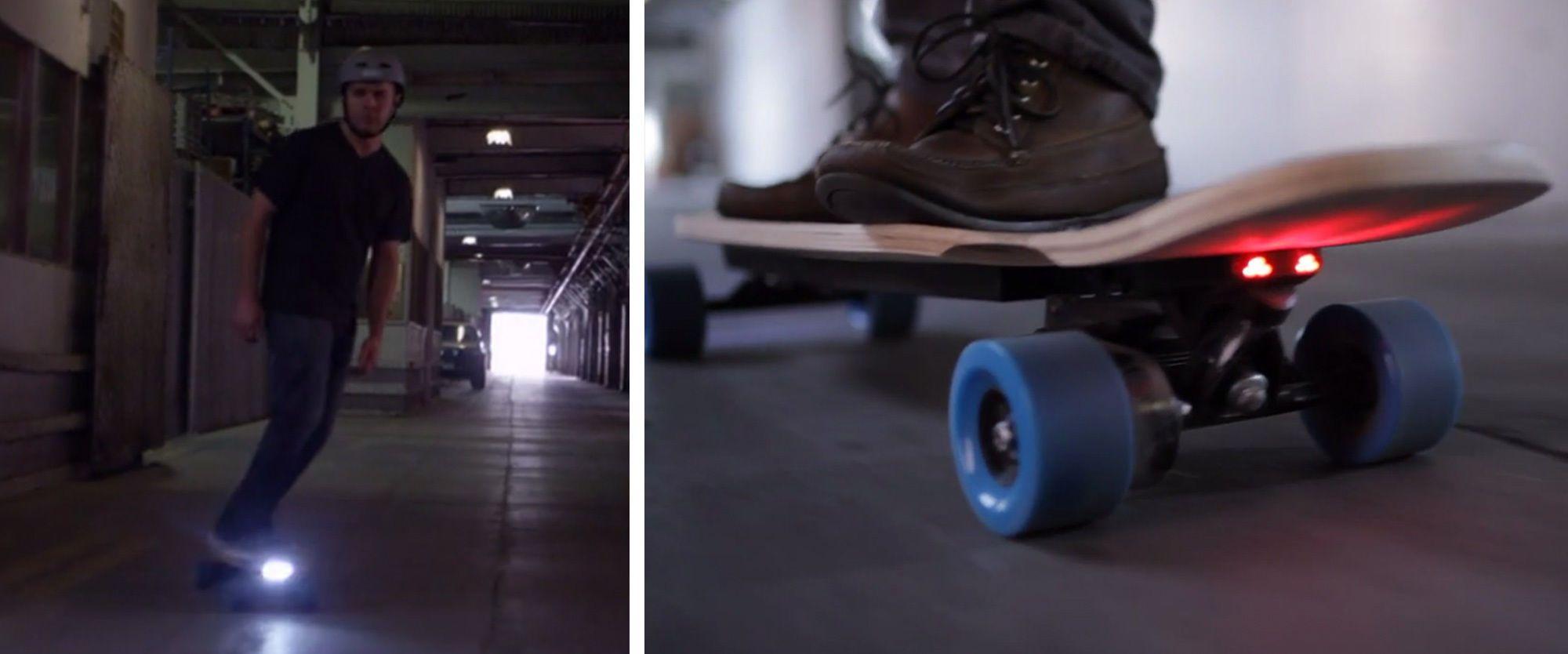 解決你的「最後三公里」:智慧電動滑板 Inboard 和ZBoard 2 - tw223新聞網