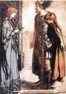 Cantar De Los Nibelungos Nibelungos Arte Vikingo Arte Medieval
