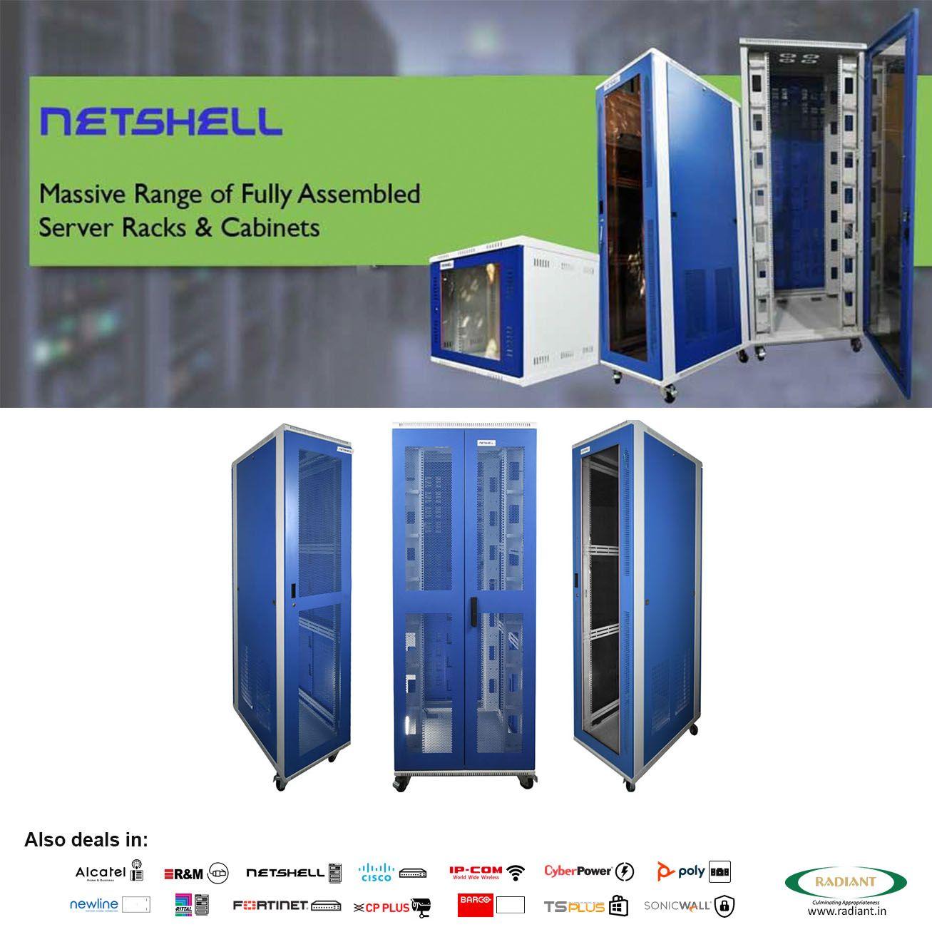 Massive Range Of Fully Assembled Server Racks Cabinets In 2020 Server Rack Network Rack Enclosures
