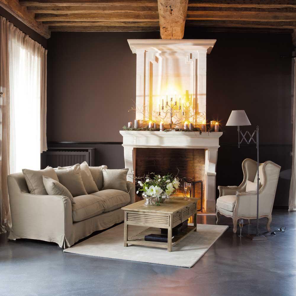 fauteuil manoir maison du monde pinterest table basse meuble bar et maison du monde. Black Bedroom Furniture Sets. Home Design Ideas