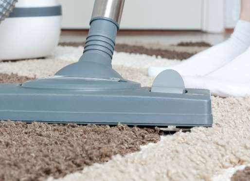 It's obvious that vacuuming keeps your carpets clean, but this common chore is also the key to ensur... - fotosearch.com