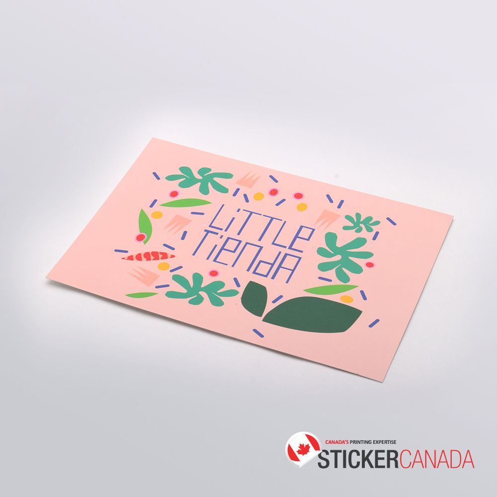 Show off your creative branding with an exceptional quality print sticker 👌 stickers customstickers stickersprinting canadastickers cheapstickers