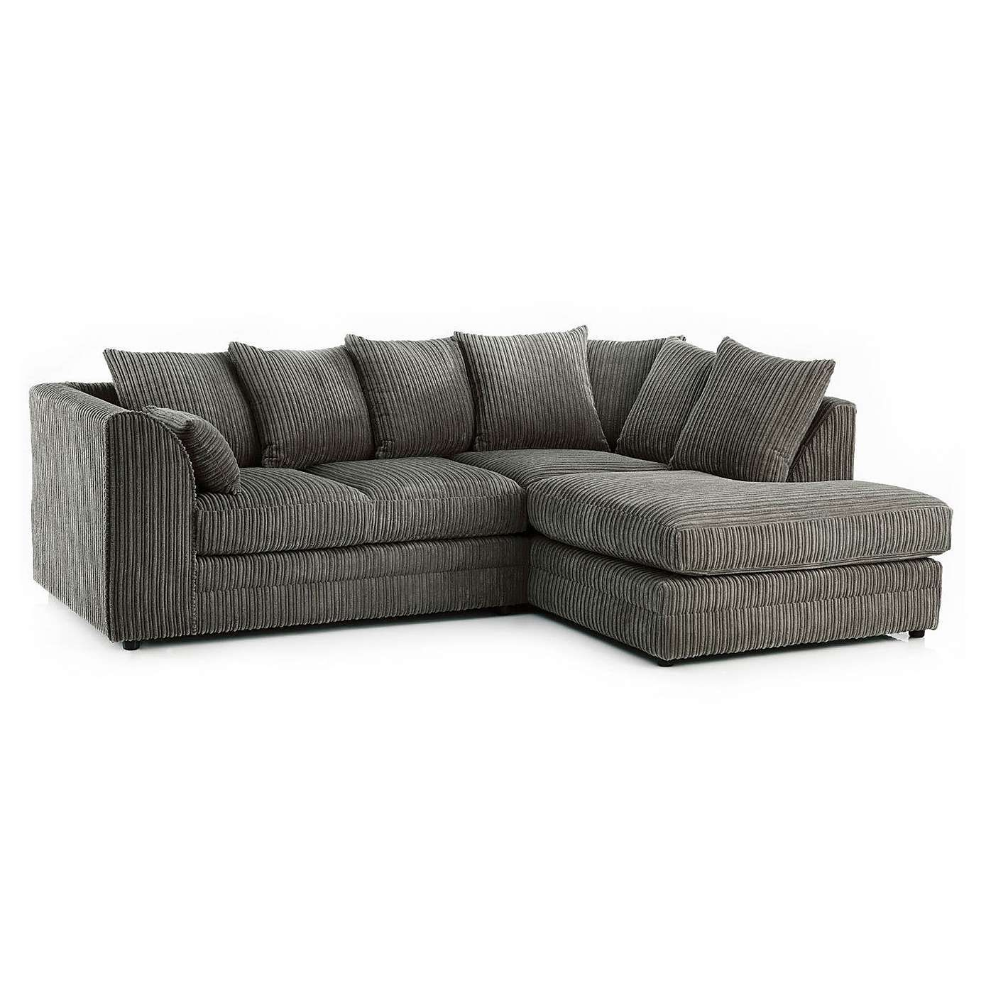 Corner Sofa Bed Jumbo Cord Chicago Jumbo Cord Right Hand Corner Sofa In 2019 House Stuff
