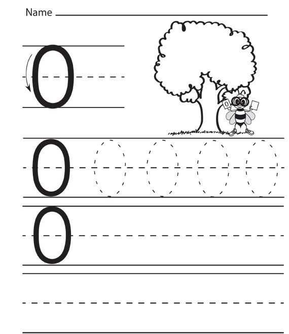 Printable Number 0 Worksheets PreK math in kindergarten