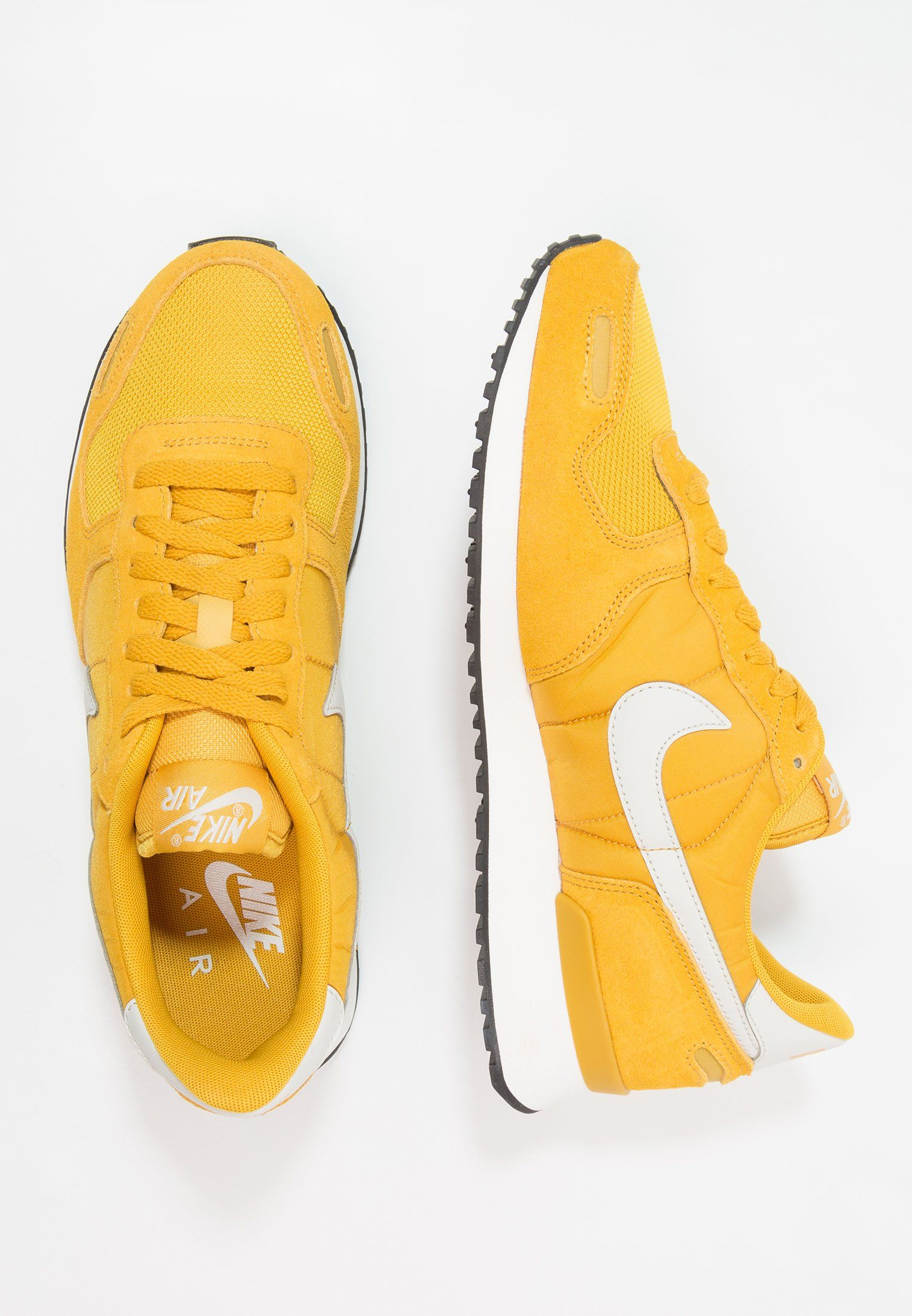 closer at top design online here Nike Sportswear AIR VORTEX - Trainers - mineral yellow/light ...