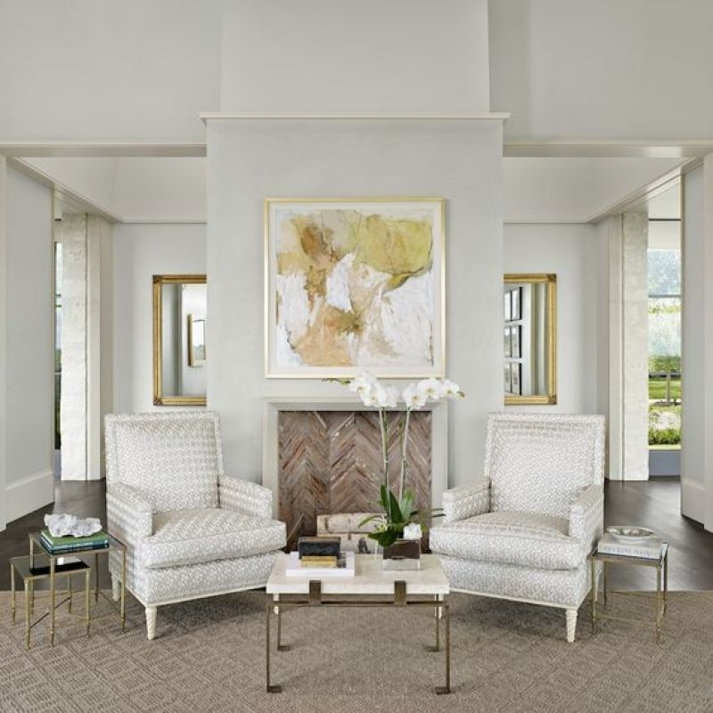 20 Cozy Set Up 2 Chairs In Front Of A Fireplace The Beautiful Elements Modern Room Living Room Designs Living Room Seating
