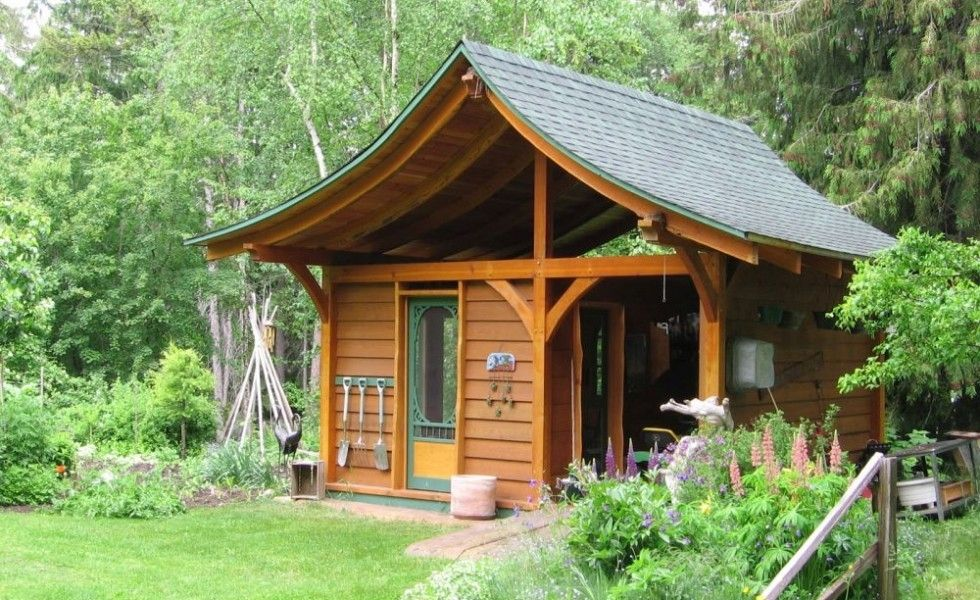 Building A Garden Shed Design Ideas And Plans Garden Shed Design