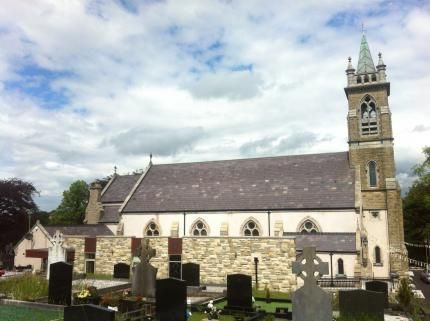 St Maryu0027s Roman Catholic Church Newtownbutler, Co Fermanagh - google zentrale irland