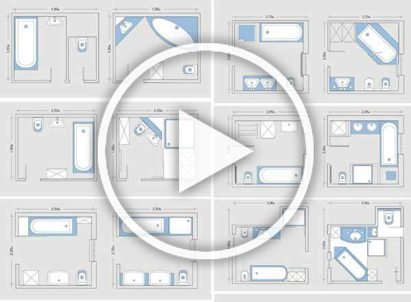 Badezimmerplaner Online Das Traumbad Spielend Leicht Planen In 2020 Small Bathroom Makeover Bathroom Design Layout Bathroom Remodel Master