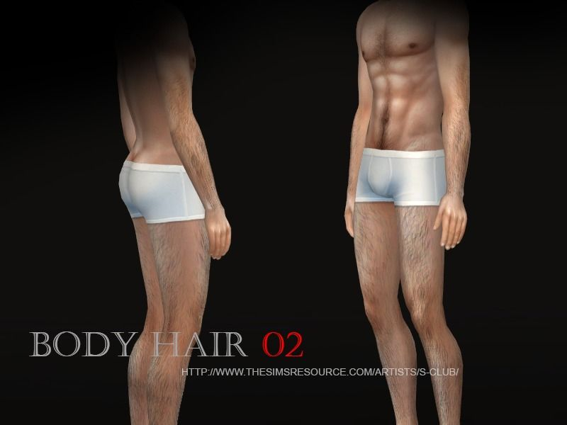 Body Hair Arms And Legs For Man 2 Colors Inside Hope You Like Thank You Found In Tsr Category Sims 4 Male Co Sims 4 Black Hair Body Hair Sims 4 Body Mods