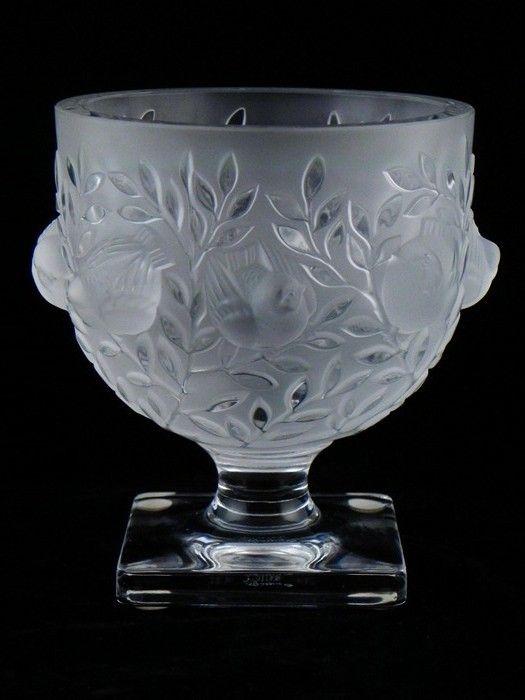 Lalique Elizabeth Birds Bowl Lalique By Doris Coleman Pinterest