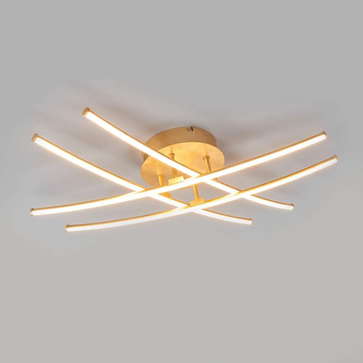 küchen deckenlampe deckenleuchte stoff rund