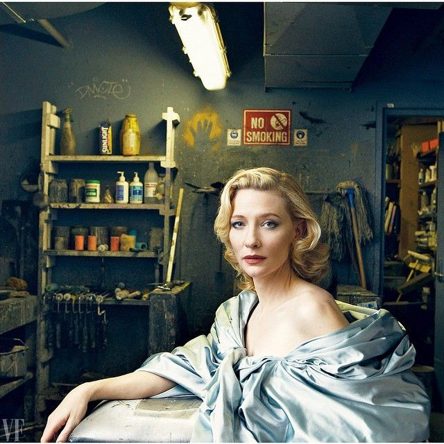Happy Birthday to the beautiful, talented, and timeless Cate Blanchett! Photograph by Annie Leibovitz.