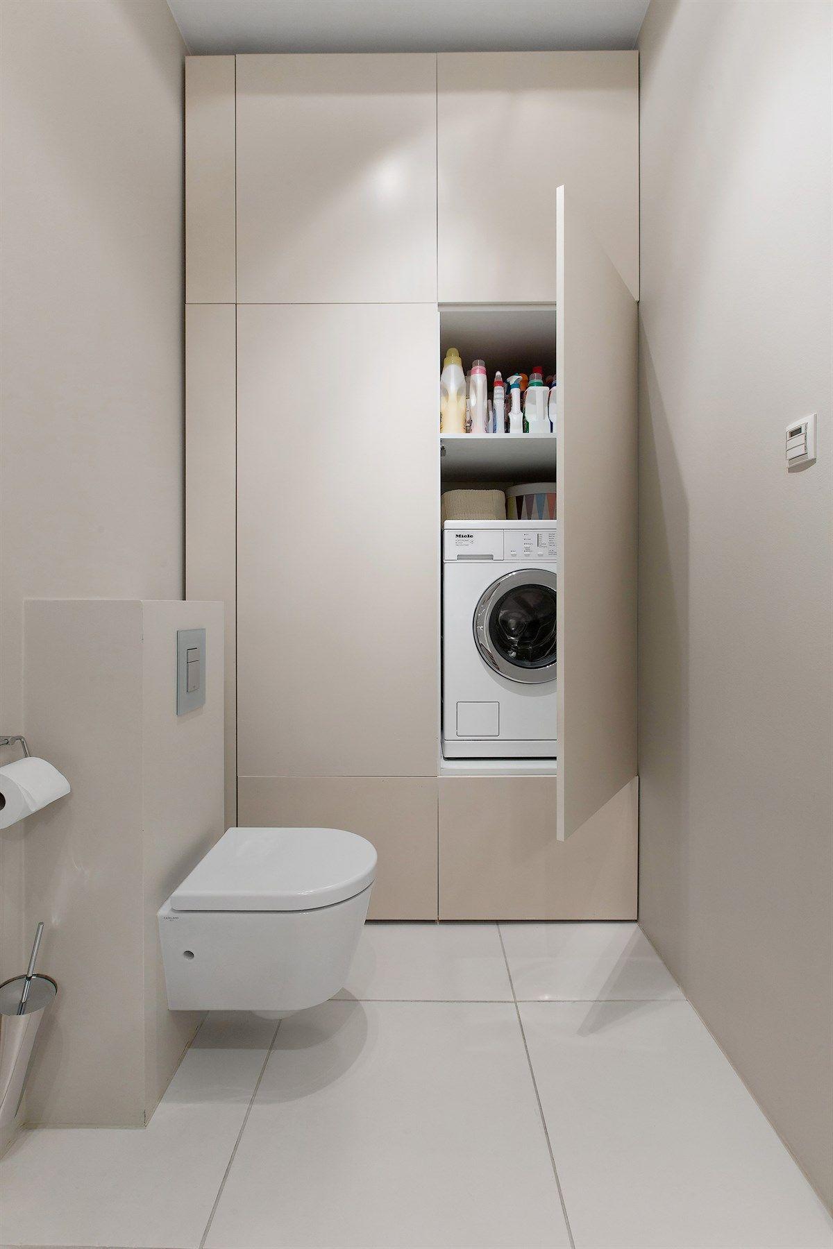 Vaskemaskin I Skap Google S 248 K Toalett Design Moderne