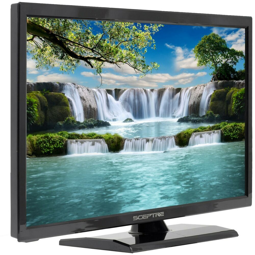 "19/"" Inch LED HD TV Flat Screen 720p Wall Mountable USB HDMI 60hz Brand New"